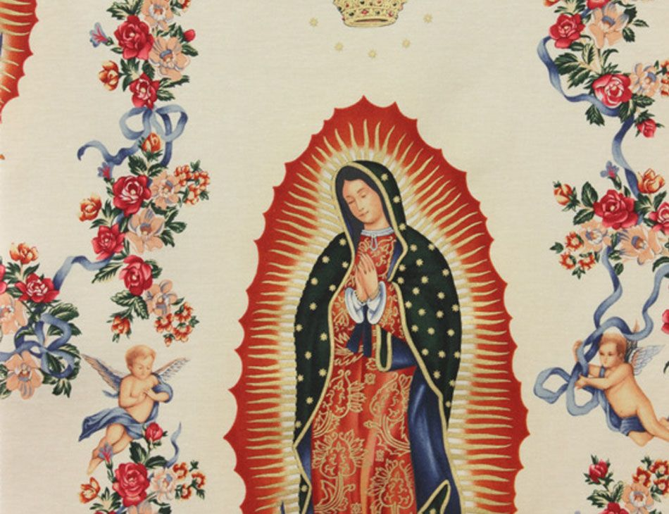 Jersey Retrooo Mexico-Virgin of Guadalupe